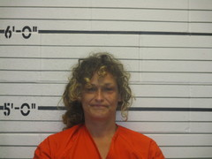 Mugshot of Echols, Amanda G
