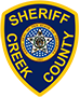 Creek County Sheriff's Office Insignia